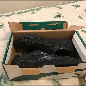 Puma shoes/puma basket women's